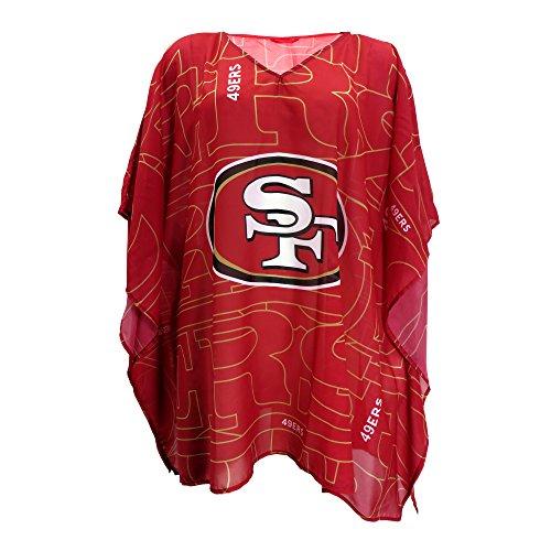 NFL San Francisco 49ers Caftan