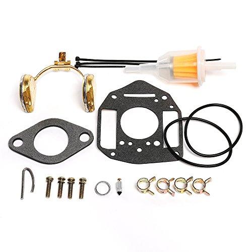 DEF New Carburetor Rebuild Kit for Onan Engine P216G P218G P220G P224G OL16  OL18 OL20 LX720 LX770 LX790 B48G-GA020 B48G-GA19 9 146-0657 146-0478