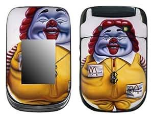 MusicSkins, MS-RONE90246, Ron English - MCSupersized, BlackBerry Style (9670), Skin