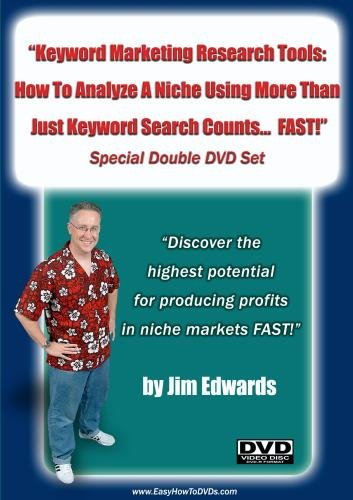 """""""Keyword Marketing Research Tools: How To Analyze A Niche Using More Than Just Keyword Search Counts… FAST!"""""""