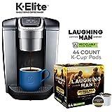 Keurig K-Elite, Brushed Silver Single Serve Coffee Maker and...