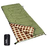 Camp Solutions Sleeping Bag (Green) For Sale