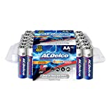 ACDelco Maximum Power Super Alkaline AA Batteries, 48-Count