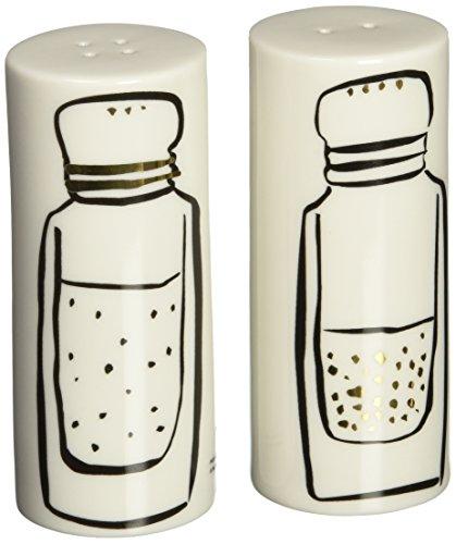 (kate spade new york Daisy Place Salt & Pepper Shaker Set)