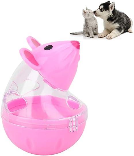 Pelota de Comida para Mascotas, Ratón Vaso Bola dispensadora ...