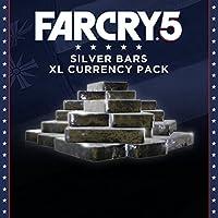 FAR CRY 5 - XL SILVER BARS ADD-ON - 4550 CREDITS - PS4 [Digital Code]