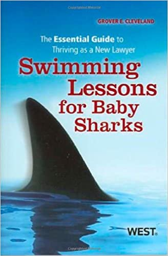 Swimming Lessons for Baby Sharks cover art