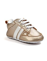 Save Beautiful Toddler Baby Boys Girls Soft Sole Crib Shoes Sneakers