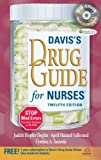 img - for Davis's Drug Guide for Nurses + Resource Kit CD-ROM 12th Edition by Deglin, Judi; Vallerand, Dr April; Sanoski, Dr Cynthia published by F.A. Davis Company Paperback book / textbook / text book