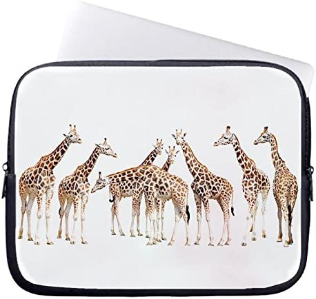 Laptop Sleeve case cover 15//15.6 Inch,Notebook//MacBook Pro//MacBook Air Laptop Cute Animal Pattern Laptop Sleeve Cover DW-199