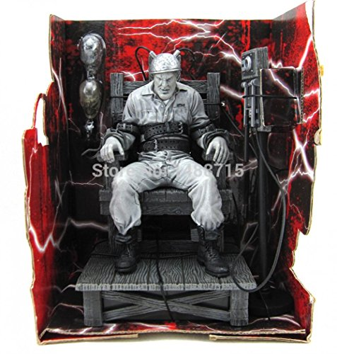 (NECA Sin City Marv Death Row Electric Chair Classic Robert Rodriguez Movie Comic 7