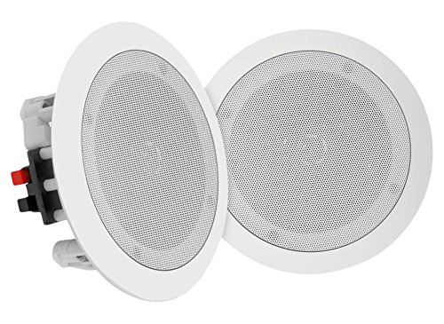 Pyle Bluetooth Ceiling Speakers PDICBT652RD