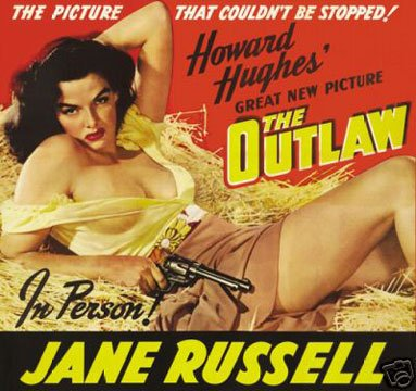 The Outlaw Jane Russell 12