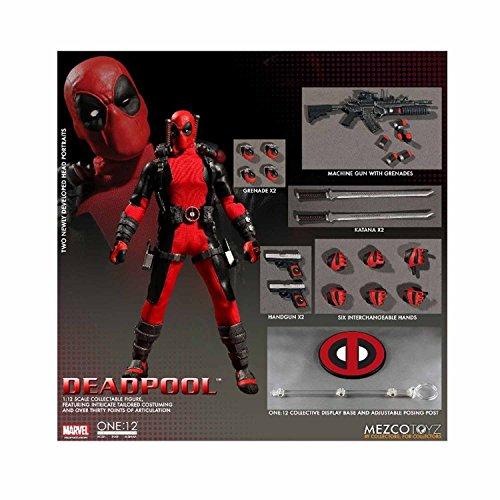 40 Mm Sword (Mezco Toyz One:12 Collective Deadpool Action Figure)