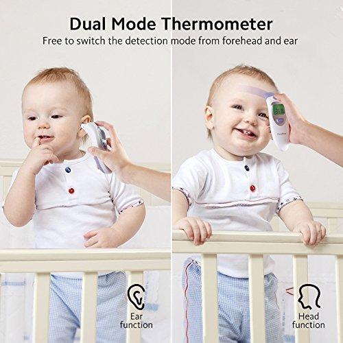 CocoBear 婴儿4合一 耳温计 额温计