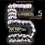 The Shira Chadasha Boys Choir Volume 5 Am Yisroel