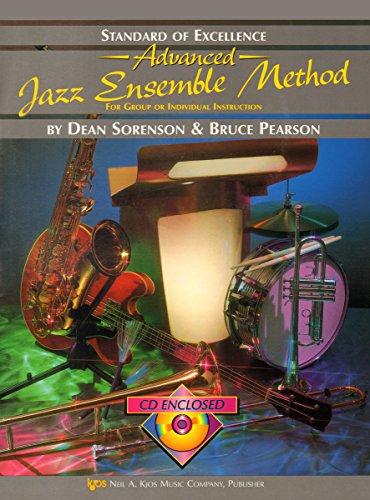 W35TB4 - S.O.E. Advanced Jazz Ensemble Method - 4th Trombone