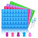 Candy Molds Silicone Gummy Molds