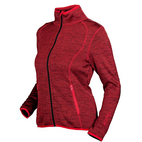 Fleecejacke Five Merlot Catharines Femme Fifty Gilet Saint faq7nnAP