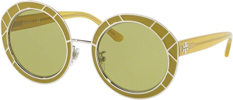 Sunglasses Tory Burch TY 35% OFF 6062 CORIANDER 3258 SILVER Max 63% OFF 2