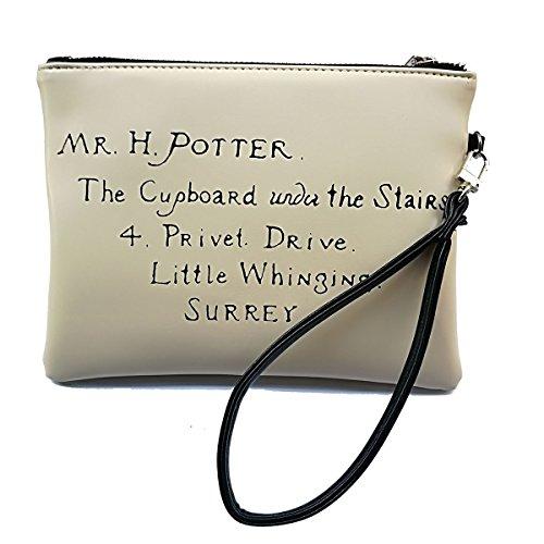 Women Cosmetic Bag Wallet Harry Wristlet Clutch Hogwarts Fans Potter for Clutches Zipper Handbags Wallets Design Bags gqqr6wCEZ