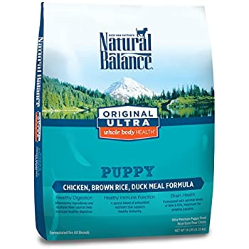 Natural Balance Duck And Potato Dog Food And Taurine
