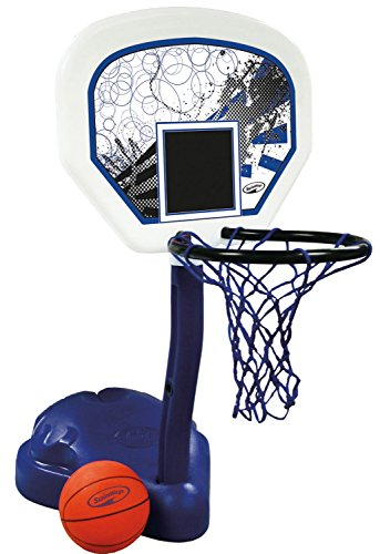Review SwimWays Poolside Basketball