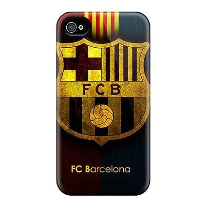 Amazon.com: Fashion Cases For Iphone 6- Fc Barcelona ...