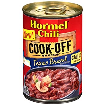 Hormel Cook-Off Series Texas Brand Chili
