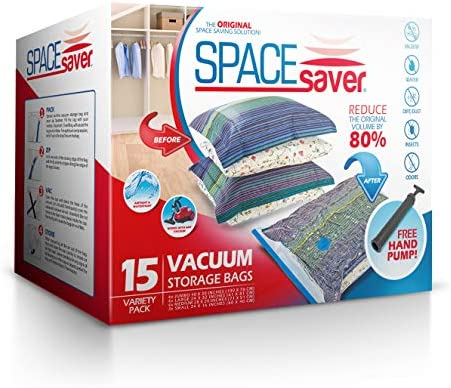 Spacesaver Variety 15 Pack product image