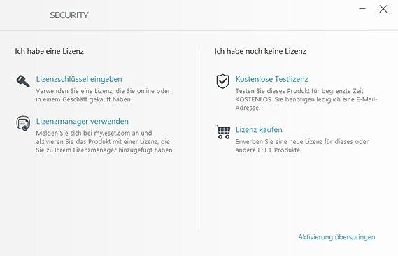 Eset NOD32 Antivirus 2018 1usuario(s) Base license Alemán - Seguridad y antivirus (1, Base license): Amazon.es: Software