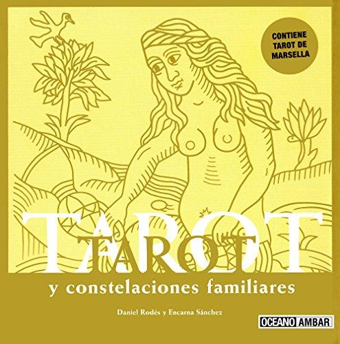 Tarot y constelaciones familiares. Set de libro y cartas Tarot de Marsella