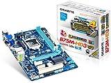 Gigabyte DDR3 1600 Intel - LGA 1155 B75 HDMI and DVI mATX Motherboard GA-B75M-HD3