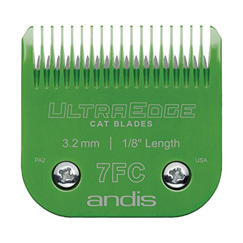 Andis UltraEdge Cat Blade, Size No.7FC