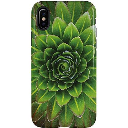 premium selection 7936b 449b6 Amazon.com: Flowers iPhone X Case - Succulent Plant | Photography X ...