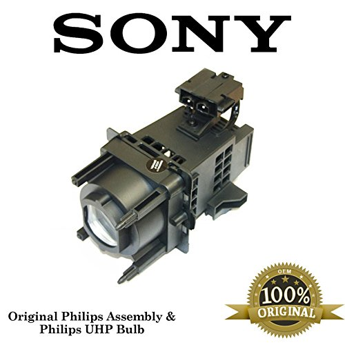 Sony KDF-46E3000 Rear Projector TV Assembly with OEM Bulb and Original Housing