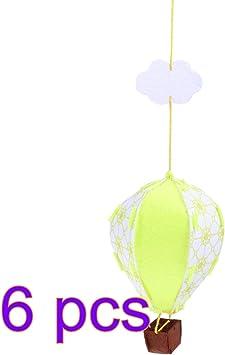 YeahiBaby 6pcs Bricolage Feutre Artisanat décorations de ...