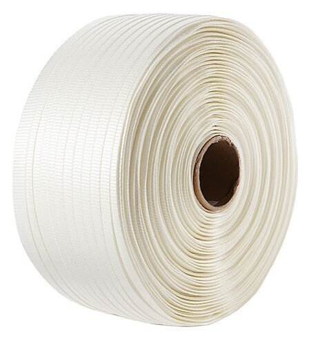 Redback - CW5515 5/8'' x 2000' 1500 lbs Linear Strength Woven Cord Strapping Box of 2 Coils