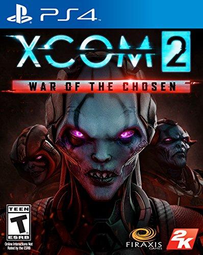 Xcom 2: War Of The Chosen - PS4 [Digital Code]