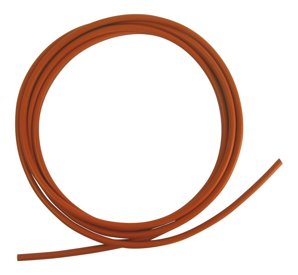 Standard Seals SILICONE Round O-Ring Cord Stock .275 width - 10 ft length by Standard Seals