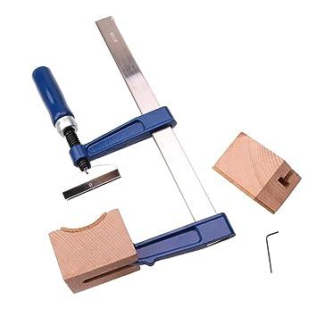 9 stücke Griffbrett Griffbrett Presse Caul Einsatz für Gitarre Repair Tool