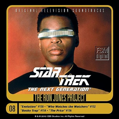 The Price: Late for Dinner (Star Trek The Next Generation Booby Trap)