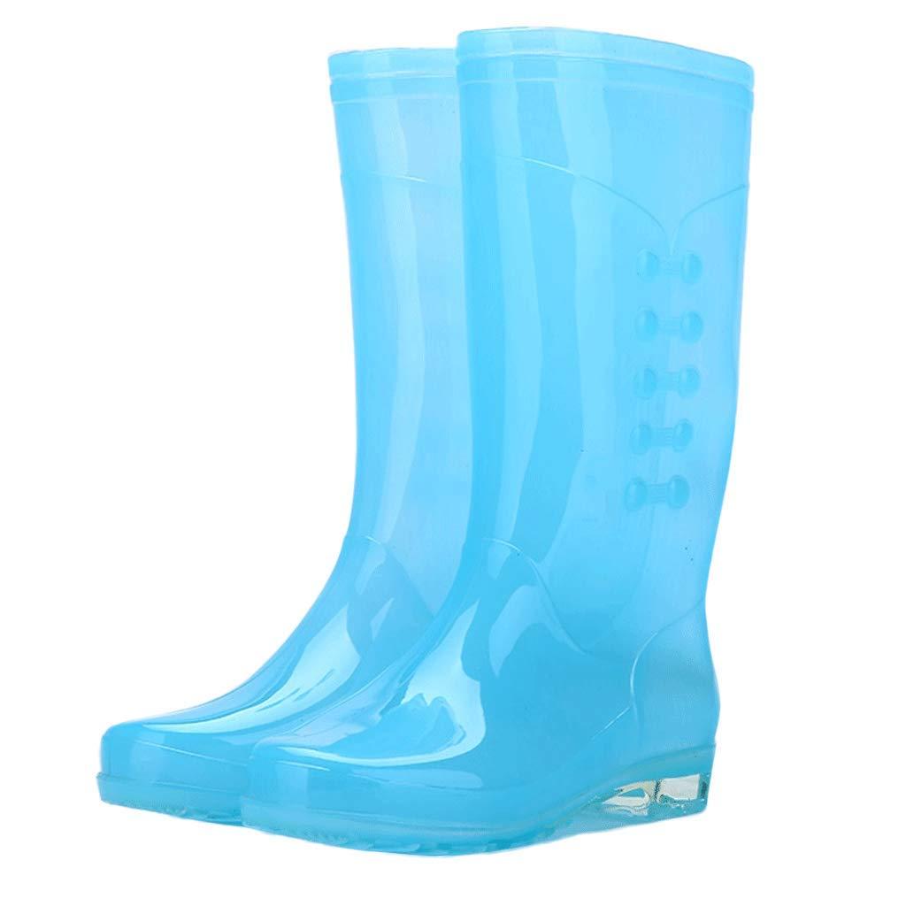 Sencillas botas planas transparentes. Opción de colores.
