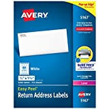 Best Avery peel - Avery Easy Peel Return Address Labels for Laser Review