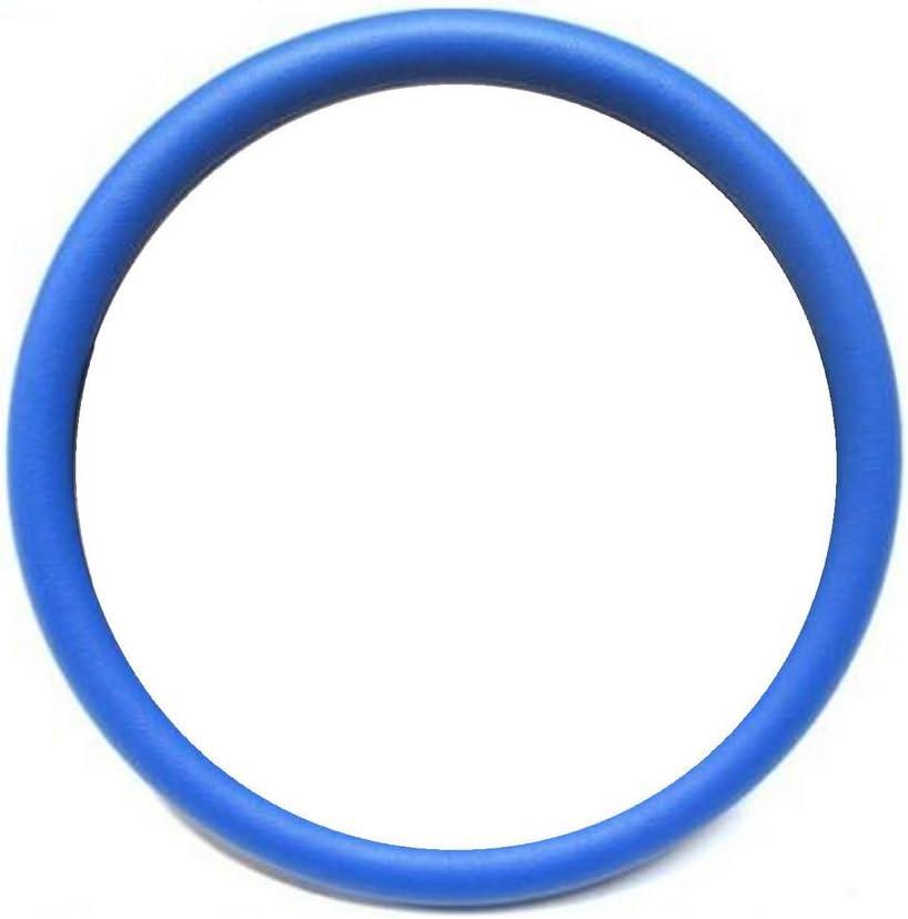 14 Blue Vinyl Steering Wheel Half Wrap for Forever Sharp Wheels