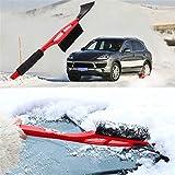 Car Vehicle Snow Ice Scraper Snow Brush Shovel Removal for Winter Snow Shovel Auto