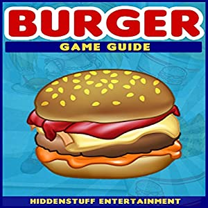 Burger Game Guide Audiobook
