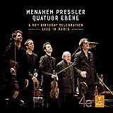Menahem Pressler - 90th Birthday Celecration - Live in Paris (CD/DVD)