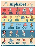 6 Educational LAMINATED poster teaching charts