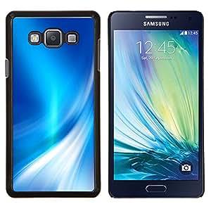 Stuss Case / Funda Carcasa protectora - Brillante reflexivo blanco nacarado - Samsung Galaxy A7 ( A7000 )
